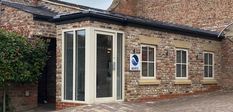 Maris Seafood Hull office